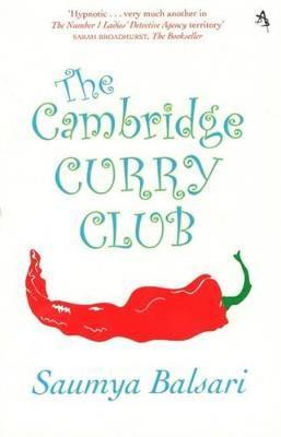 Cambridge Curry Club - Balsari, Saumya