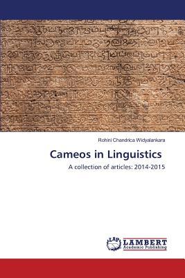 Cameos in Linguistics - Widyalankara Rohini Chandrica