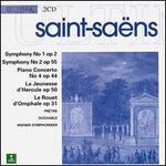 Camille Saint-Sa�ns: Symphonies Nos. 1 & 2; Piano Concerto No. 4; La Jeunesse d'Hercule; Le Rouet d'Omphale