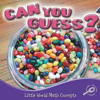 Can You Guess? - Matzke, Ann H