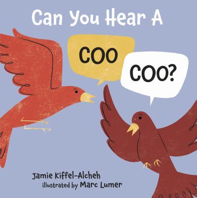 Can You Hear a Coo, Coo? - Kiffel-Alcheh, Jamie