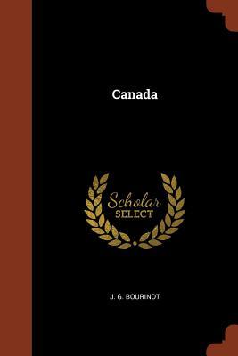 Canada - Bourinot, J G