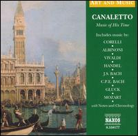 Canaletto: Music of His Time - Andrew Watkinson (violin); Anthony Camden (oboe); Christian Hommel (oboe); Christopher Hooker (oboe);...