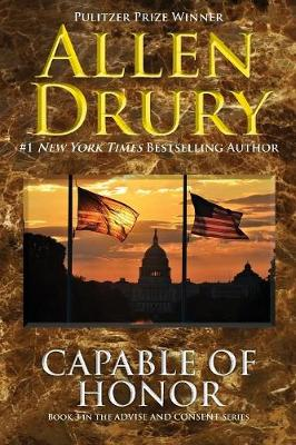 Capable of Honor - Drury, Allen