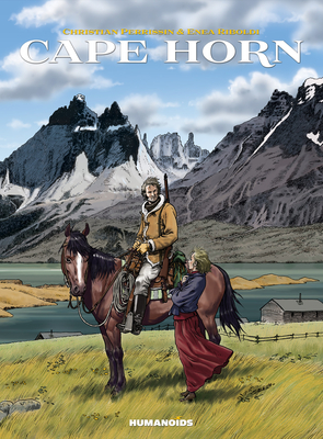 Cape Horn: Oversized Deluxe Edition - Perrissin, Christian