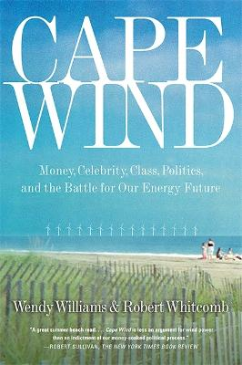 Cape Wind: Money, Celebrity, Class, Politics, and the Battle for Our Energy Future (Easyread Large Edition) - Williams, Wendy, and Whitcomb, Robert