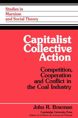 Capitalist Collective Action: Competition, Cooperation and Conflict in the Coal Industry - Bowman, John R.