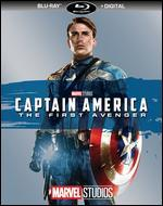 Captain America: The First Avenger [Includes Digital Copy] [Blu-ray]