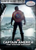 Captain America: The Winter Soldier [3D] [Blu-ray] [Digital Copy] [Steelbook] [Only @ Best Buy] - Anthony Russo; Joe Russo