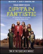 Captain Fantastic [Includes Digital Copy] [UltraViolet] [Blu-ray]