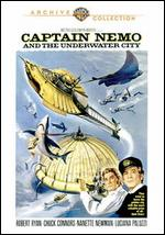 Captain Nemo and the Underwater City - James H. Hill