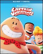 Captain Underpants: The First Epic Movie [Blu-ray] - David Soren; Mark Caballero; Seamus Walsh