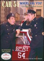 Car 54, Where Are You?: The Complete First Season [4 Discs]