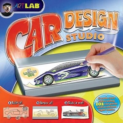 Car Design Studio - Young, Frank M, and Waddell, Nancy (Editor)