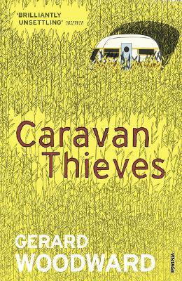 Caravan Thieves - Woodward, Gerard