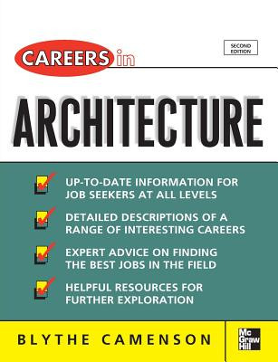 Careers in Architecture - Camenson, Blythe