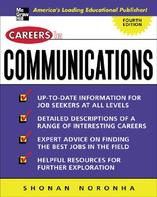 Careers in Communications - Noronha, Shonan