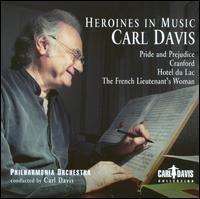 Carl Davis: Heroines in Music - Amy Dickson (saxophone); Jonathan Aasgaard (cello); Lawrence Power (viola); Matthew Trusler (violin); Melvyn Tan (piano);...
