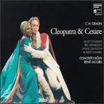 Carl Heinrich Graun: Cleopatra & Cesare