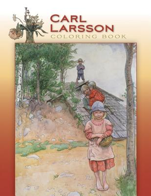 Carl Larsson Color Bk -