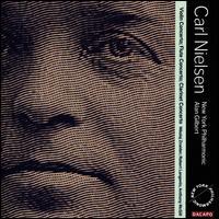 Carl Nielsen: Violin Concerto; Flute Concerto; Clarinet Concerto - Anthony McGill (clarinet); Nikolaj Znaider (violin); Robert Langevin (flute); New York Philharmonic; Alan Gilbert (conductor)