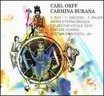 Carl Orff: Carmina Burana - Thomas E. Bauer (baritone); Yeree Suh (soprano); Yves Saelens (tenor); Cantate Domino Chorus (choir, chorus);...