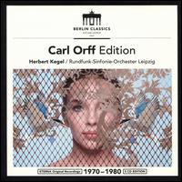 Carl Orff Edition - Armin Terzibaschian (bass); Arno Wyzniewski (speech/speaker/speaking part); Celestina Casapietra (soprano);...