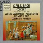 Carl Philipp Emanuel Bach: Concerti Wq 46, 23 & 165