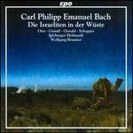 Carl Philipp Emanuel Bach: Die Israeliten in der Wüste
