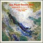 Carl Philipp Emanuel Bach: Symphonies, Wq 173, 174, 175, 178, 180