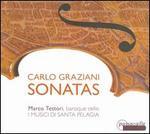 Carlo Graziani: Sonatas - I Musici di Santa Pelagia; Marco Testori (baroque cello)