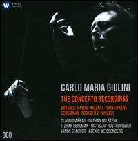 Carlo Maria Giulini: The Concerto Recordings - Alexis Weissenberg (candenza); Alexis Weissenberg (piano); Claudio Arrau (piano); Fritz Kreisler (candenza);...