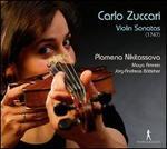 Carlo Zuccari: Violin Sonatas (1747)
