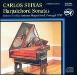 Carlos Seixas: Harpsichord Sonatas