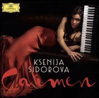 Carmen - Conjunto Nuevo Mundo; Itamar Doari (percussion); Ksenija Sidorova (accordion); Michael Abramovich (piano);...