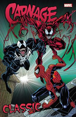 Carnage Classic - Michelinie, David (Text by), and Defalco, Tom (Text by), and Hama, Larry (Text by)