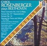 Carol Rosenberger Plays Beethoven