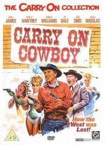Carry On Cowboy - Gerald Thomas