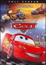 Cars [P&S] - Joe Ranft; John Lasseter