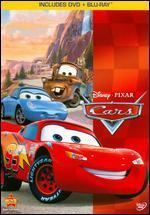 Cars [WS] [2 Discs] [DVD/Blu-ray]