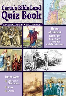 Carta's Bible Land Quiz Book - Ostermann, Michael