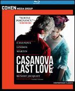 Casanova, Last Love [Blu-ray]