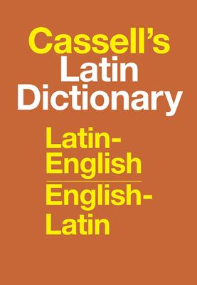 Cassell's Latin Dictionary: Latin-English, English-Latin - Simpson, D P