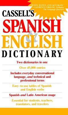 Cassell's Spanish & English Dictionary - Walker, Roger M, B.A., Ph.D. (Compiled by), and Harvey, L P, M.A., D.Phil. (Compiled by), and Dutton, Brian (Compiled by)