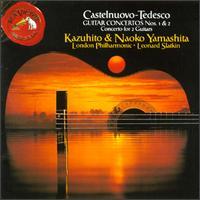 Castelnuovo-Tedesco: Guitar Concertos Nos. 1 & 2; Concerto for 2 Guitars - Kazuhito Yamashita (guitar); Naoko Yamashita (guitar); London Philharmonic Orchestra; Leonard Slatkin (conductor)