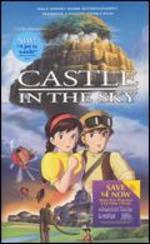 Castle in the Sky [Blu-ray]