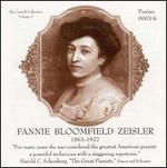 Caswell Collection, Vol. 3: Fannie Bloomfield Zeisler