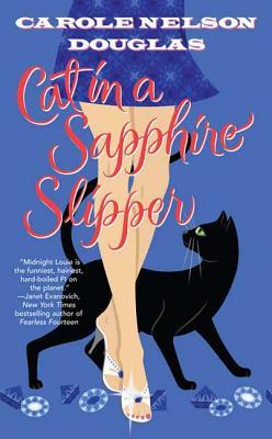 Cat in a Sapphire Slipper - Douglas, Carole Nelson