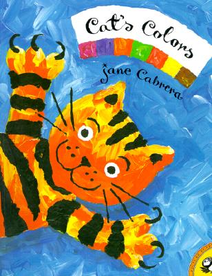cats colors cabrera jane - Books About Colors