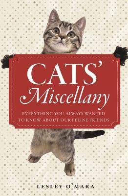 Cats' Miscellany - O'Mara, Lesley